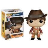 Dr Who 4th Doctor Tom Baker Pop! Vinyl Figure